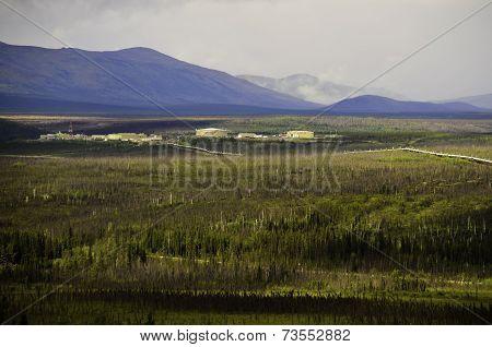 Pump house Alaska