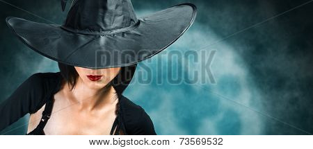 Beautiful Halloween Witch
