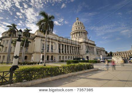 Havana Capitoly Panorama, Dec 2009