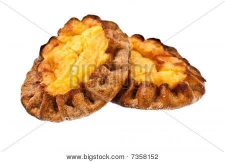Karelian Pies With Potatoes