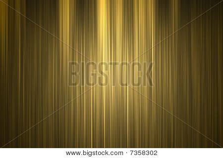 Gold Lines Pattern