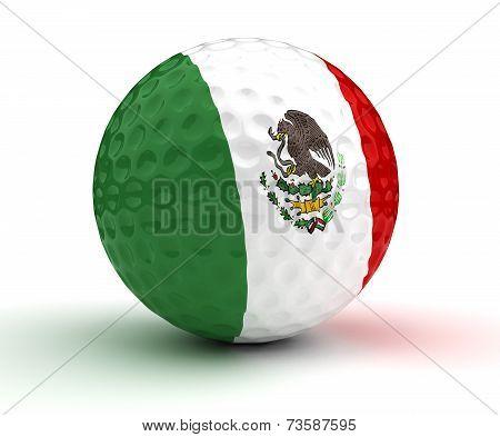 Mexican Golf Ball