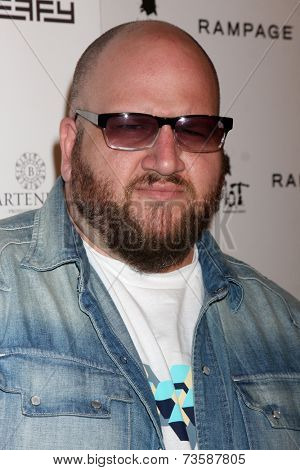LOS ANGELES - OCT 9:  Stephen Kramer Glickman at the Star Magazine Scene Stealers Event at Lure on October 9, 2014 in Los Angeles, CA