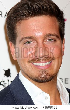LOS ANGELES - OCT 9:  Jacob Busch at the Star Magazine Scene Stealers Event at Lure on October 9, 2014 in Los Angeles, CA
