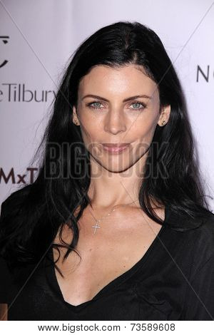LOS ANGELES - OCT 9:  Liberty Ross at the Charlotte Tilbury Makeup Your Destiny Beauty Festival at The Grove on October 9, 2014 in Los Angeles, CA