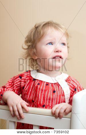 Tearful Baby
