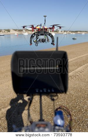 Monitor Drone