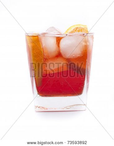 America Campari Cocktail