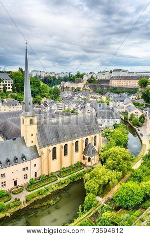 Luxembourg City - Neumuenster Abbey