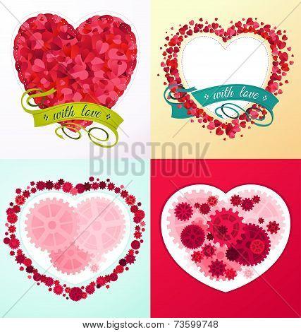 various love ornament