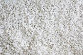 foto of crystal salt  - Sea Salt large crystals as a background - JPG
