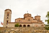 image of macedonia  - Saint Climent and Panteleimon Church in Ohrid Macedonia - JPG