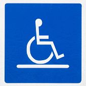 picture of handicap  - Close  - JPG