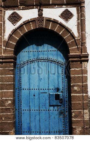 Ancient doors of the Medina