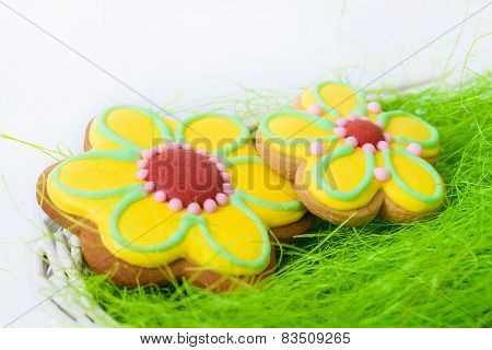 Vinage Gingerbread cookies