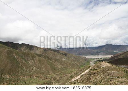 The Foothills Of Tibet