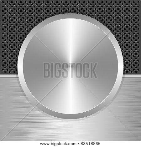 Silver Potentiometer