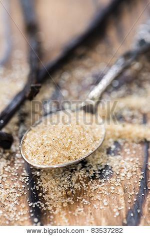 Brown Vanilla Sugar