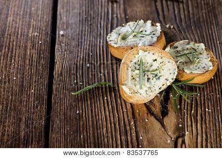 Herb Butter Baguette