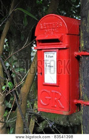 Rural Post Box