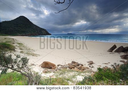 Beautiful Zenith Beach Port Stephens