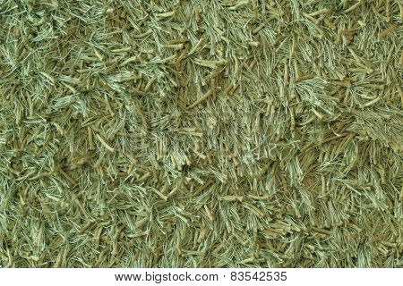 Green Carpet  Background Textile Texture
