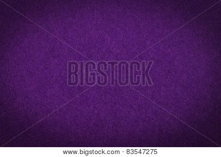 Purple paper with vignette, a background