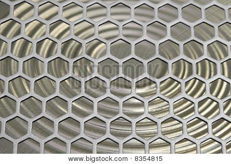 Aluminum Grating.