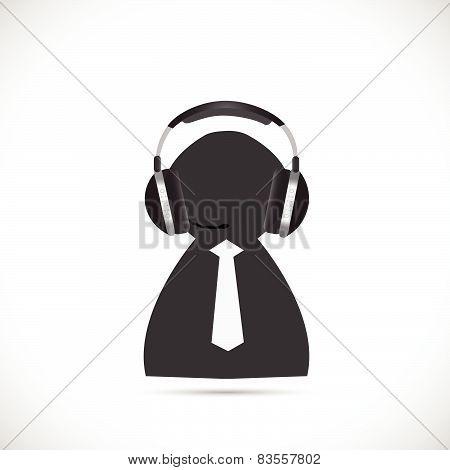 Phone Support Illustration