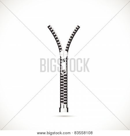 Zipper Illustration