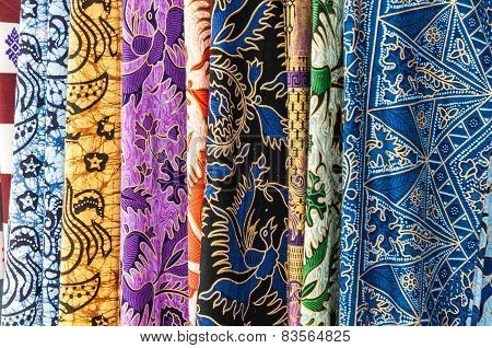 Colorful Sarongs