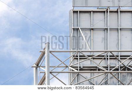 Back Side Of Steel