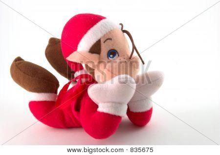 troll de la Navidad