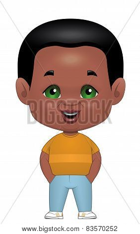 Black Kid