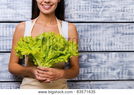 The Freshest Lettuce For You.