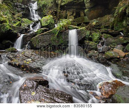 Lumsdale Falls, Matlock