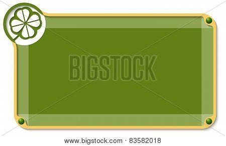 Abstract Text Box
