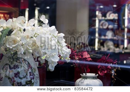 Flowers showcase