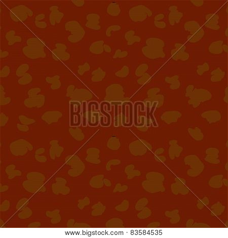 Seamless animal pattern for textile design.