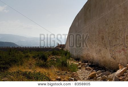Kasbah Wall