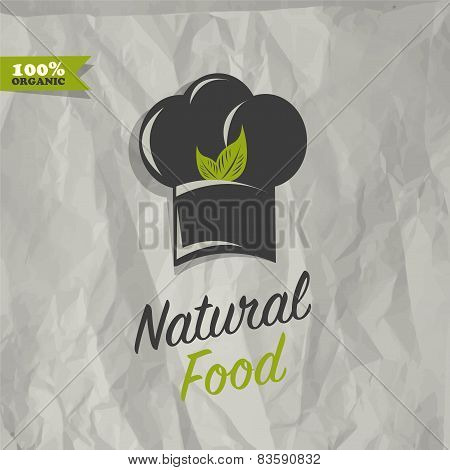 Natural food restaurant design