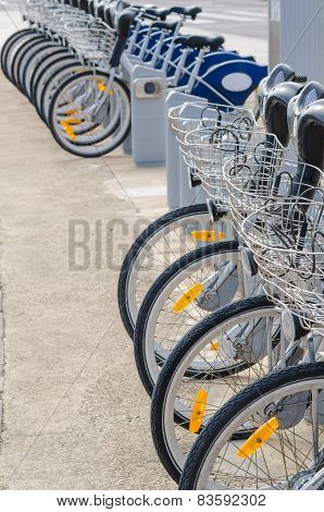 Bicycle Rental Station