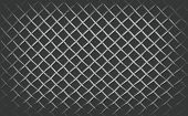 stock photo of sleet  - sleet metal mesh background or texture in black and white - JPG