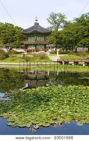 Gyeongbok Palace Pagoda