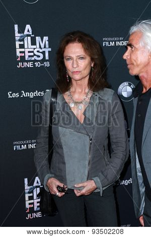 LOS ANGELES - JUN 10:  Jacqueline Bisset at the