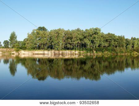 River Banks Of Desna
