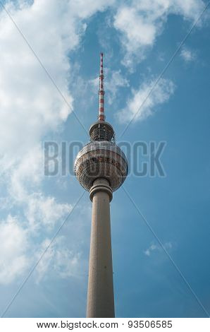 TV Fersehturm in Berlin, Germany