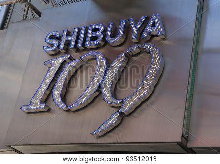 Shibuya 109 Tokyo