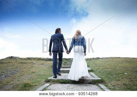 A Walk To The Sky