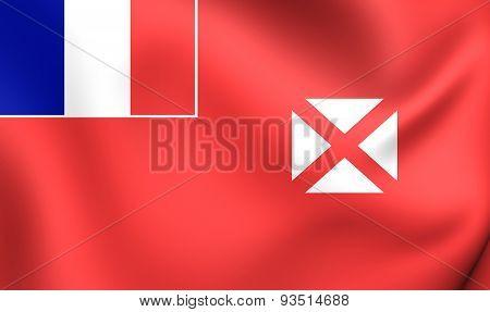 Flag Of The Wallis And Futuna